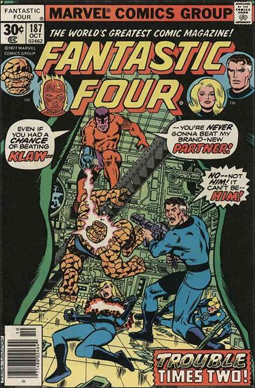 Fantastic Four (1961) 187-A by Marvel