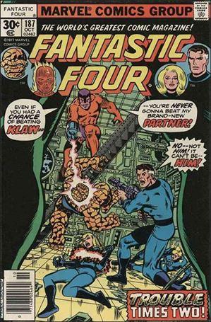 Fantastic Four (1961) 187-A