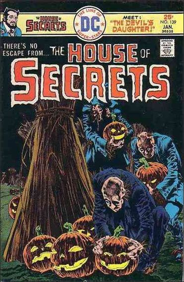 House of Secrets (1956) 139-A by DC