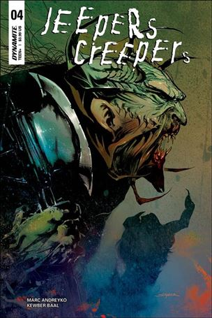 Jeepers Creepers 4-A