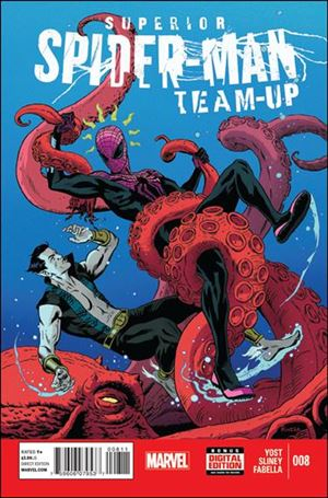 Superior Spider-Man Team-Up 8-A