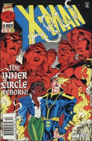 X-Man 22-B by Marvel