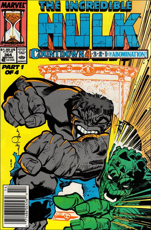 Incredible Hulk (1968) 364-A by Marvel