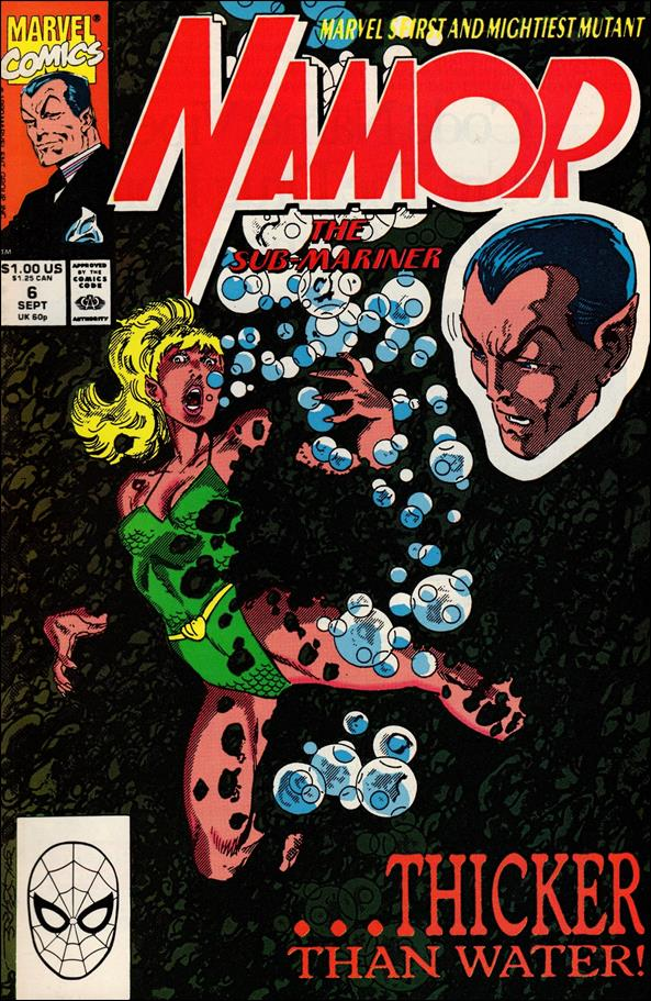 Namor: The Sub-Mariner 6-A by Marvel