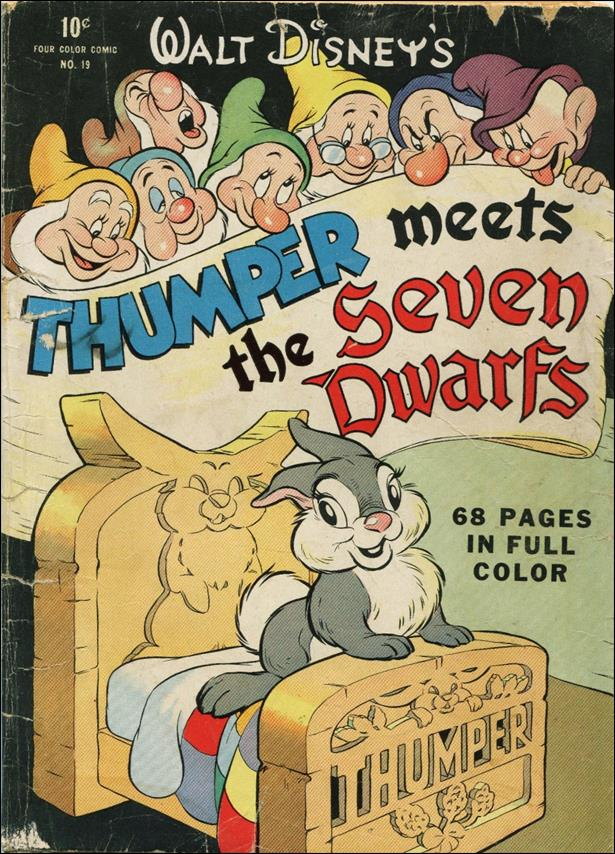 Four Color (1942) 19-A by Dell
