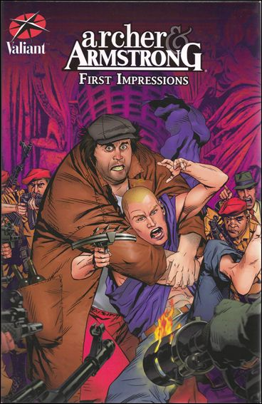 Archer & Armstrong: First Impressions nn-A by Valiant Entertainment