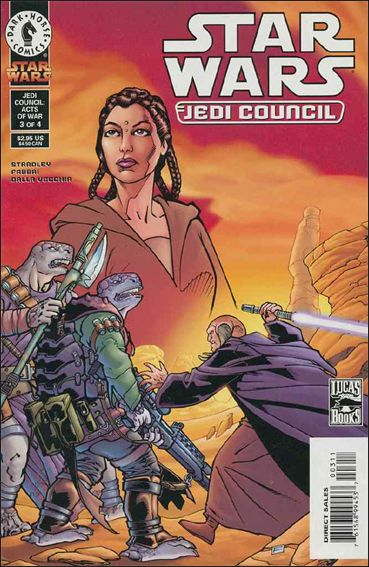 Star Wars: Jedi Council: Acts of War 3-A by Dark Horse