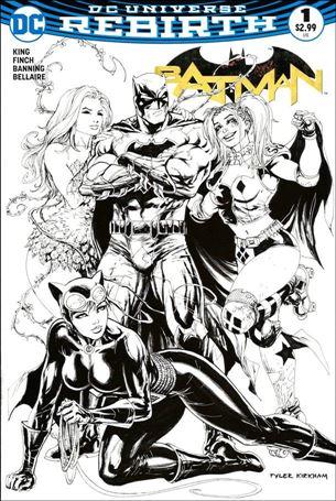 Batman (2016) 1-HB