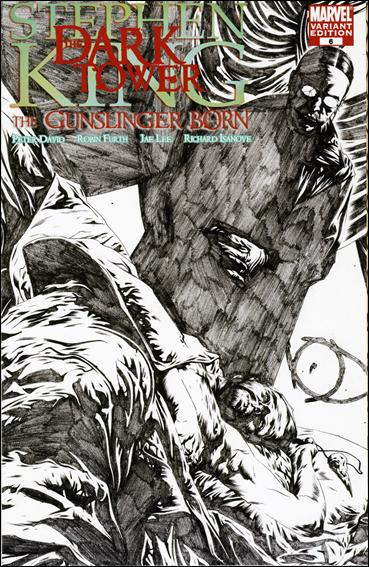 Dark Tower: The Gunslinger Born 6-C by Marvel