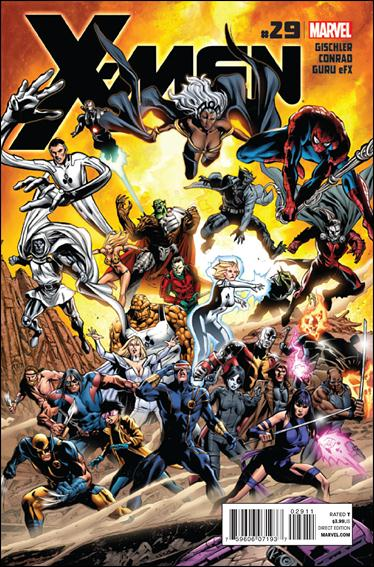 X-Men (2010) 29-A by Marvel