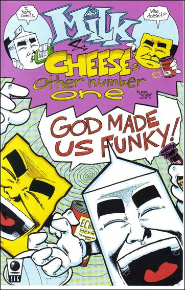 Milk & Cheese 2-F by Slave Labor Graphics (SLG) Publishing