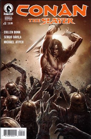 Conan the Slayer 5-A