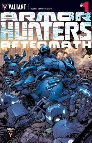 Armor Hunters: Aftermath 1-A