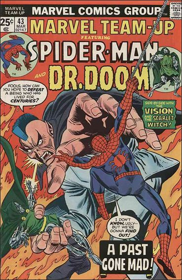 Marvel Team-Up (1972) 43-A by Marvel