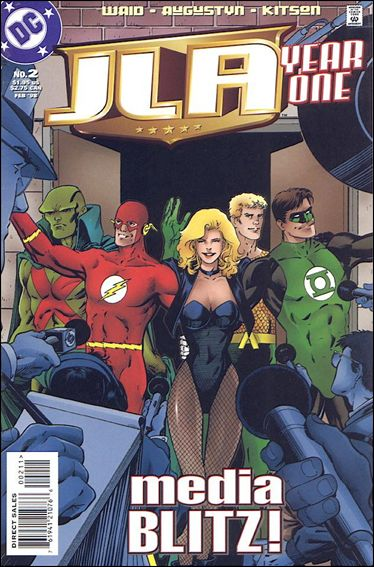 JLA: Year One 2-A by DC