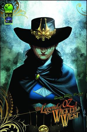 Legend of Oz: The Wicked West (2012) 15-A