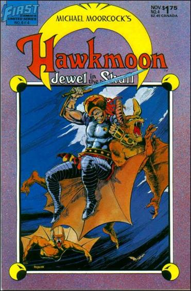 Hawkmoon: The Jewel in the Skull 4-A by First