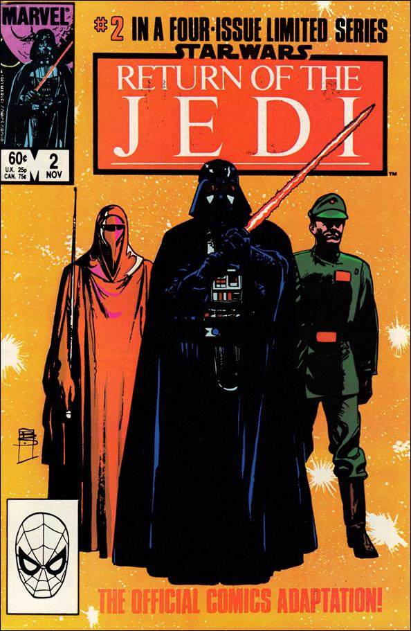 Star Wars: Return of the Jedi 2-A by Marvel