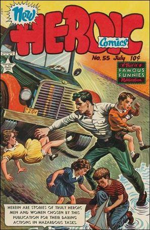 New Heroic Comics 55-A