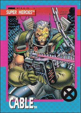 X-Men: Series 1 (Base Set) 19-A by Impel