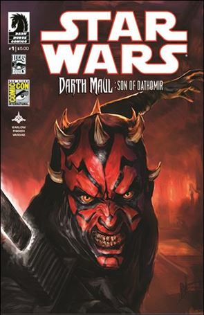 Star Wars: Darth Maul - Son of Dathomir 1-C