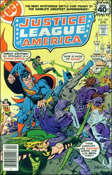 Justice League of America (1960) 165-A by DC