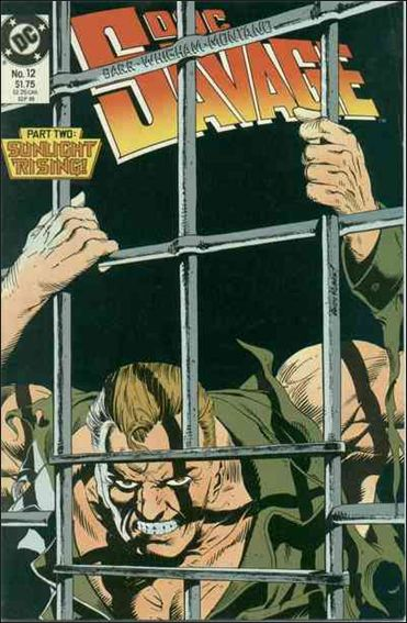 Doc Savage (1988) 12-A by DC