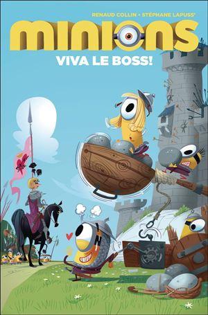 Minions: Viva Le Boss 2-B