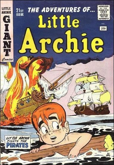 Little Archie 21-A by Archie