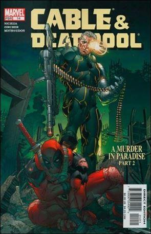 Cable & Deadpool 14-A