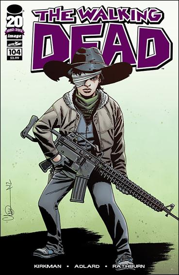 Walking Dead (2003) 104-A by Skybound Entertainment