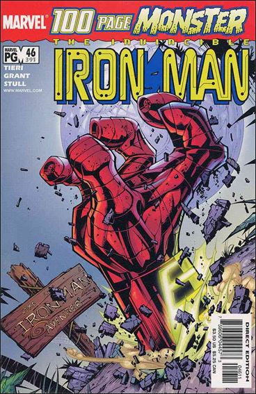 Iron Man (1998) 46-A by Marvel