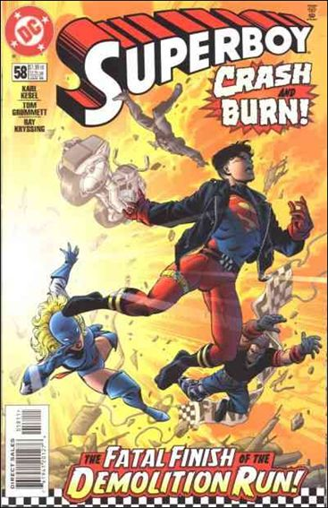 Superboy (1994) 58-A by DC