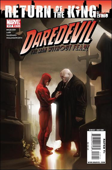Daredevil (1998) 117-A by Marvel