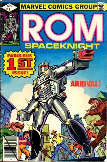 ROM (1979) 1-A by Marvel
