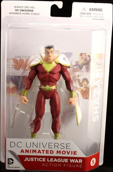 Justice League War Shazam! by DC Collectibles