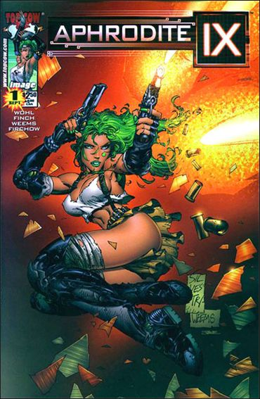 Aphrodite IX (2000) 1-B by Top Cow