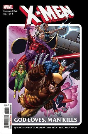 X-Men: God Loves, Man Kills Extended Edition 1-A