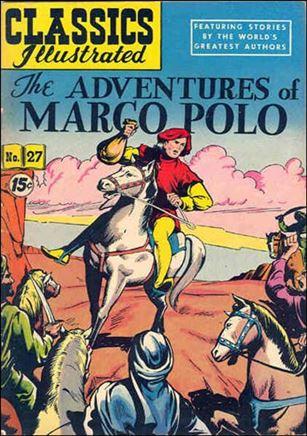 Classic Comics/Classics Illustrated 27-E