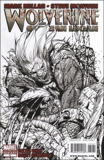 Wolverine (2003)  70-C by Marvel
