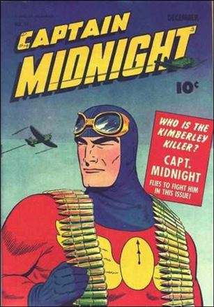 Captain Midnight 15-A