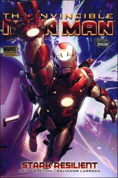 Invincible Iron Man (2008) 5-A by Marvel