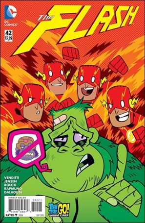 Flash (2011) 42-B