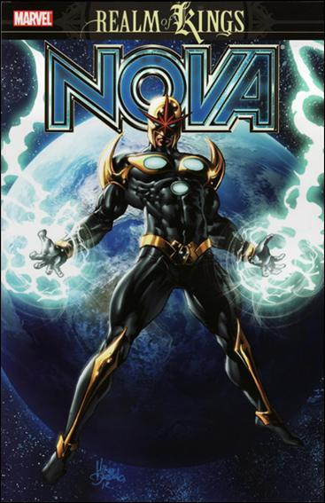 Nova (2007) 6-A by Marvel