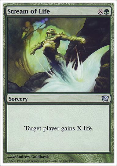 Magic the Gathering: 9th Edition (Base Set)272-A by Wizards of the Coast