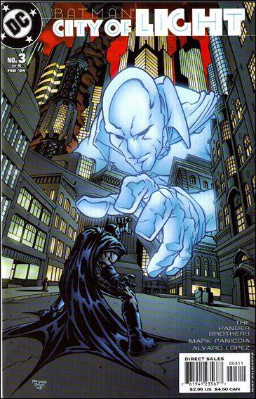 Batman: City of Light 3-A by DC