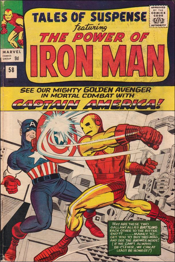 Tales of Suspense (1959) 58-B by Marvel