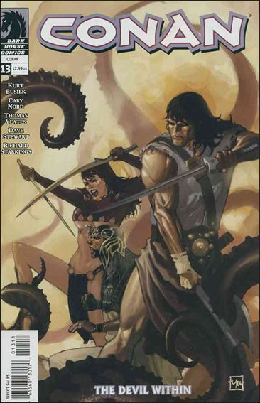 Conan (2004) 13-A by Dark Horse