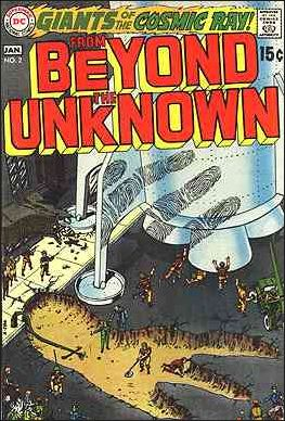 From Beyond the Unknown 2-A by DC