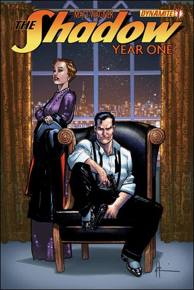 Shadow Year One 1-D by Dynamite Entertainment